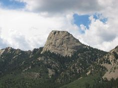 Tooth of Time-Philmont, Cimmaron, New Mexico - twice w/family - beautiful country