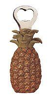 """Bottle Opener by Tikimaster. $6.00. Pineapple. Perfect for tiki themed parties and a great way to show off your aloha spirit. Measures approximately 5.75"""". Aloha Spirit, Themed Parties, Home Kitchens, Bottle Opener, Kitchen Dining, Pineapple, Accessories, Kitchen Dining Living, Pinecone"""