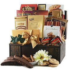 12 Best Chocolate Gift Baskets Images On Pinterest Chocolate Gift