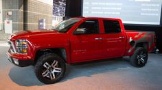 2014 Lingenfelter Chevrolet Reaper - Chicago Auto Show - Road & Track