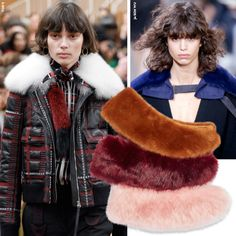 8 Fall Style Updates You Haven't Tried Yet - Cozy Up to a Faux-Fur Collar from InStyle.com