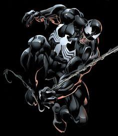 Marvel Venom, Marvel Art, Marvel Heroes, Marvel Avengers, Marvel Dc Comics, Superhero Villains, Marvel Villains, Spiderman Art, Amazing Spiderman