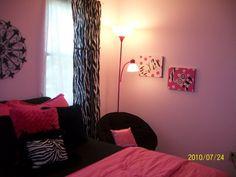 bedrooms for 10 year olds zebra fun my 10 year old daughters room makeover girl bedroom designsgirls