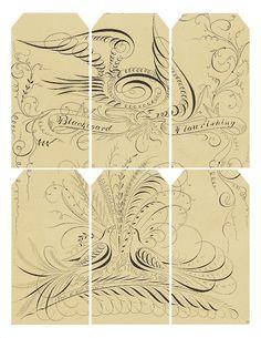 vintage ephemera gift tags  http://lilac-n-lavender.blogspot.fr/2012/01/neutral-vintage-gift-tags.html