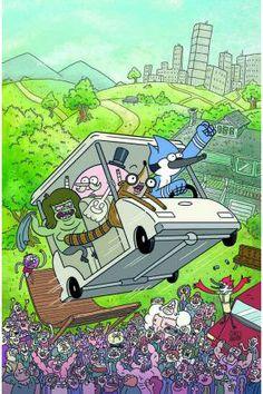 Cart Comic Art
