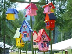 birdhouses design