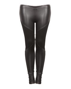 #MGcompetition Sawyer Leather Panel Leggings x  http://www.missguided.co.uk/sawyer-leather-panel-leggings