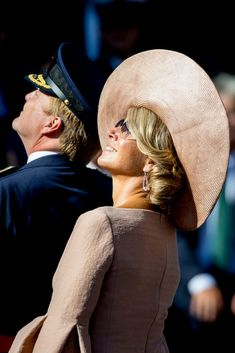 a1c6c62c327 King Willem-Alexander of The Netherlands and Queen Maxima of The.