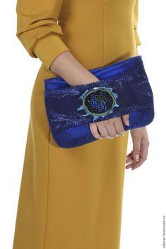 Женские сумки ручной работы. Заказать Клатч