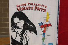 Aniversario Grupo Folklorico Violeta Parra