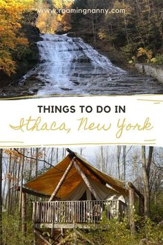 Ithaca is located among the Finger Lakes in Upstate New York. This amazing community is surrounded by gorgeous nature, unique culture, and amazing waterfalls. With plenty of things to do in Ithaca NY you'll be coming back time and time again.