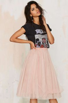 Rare London Bradshaw Tutu Skirt - Clothes | Flared