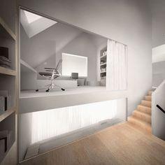 Modern Wooden House by Ondrej and Josef Chybik Architects