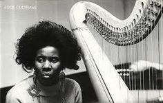 Alice Coltrane -- Turiya and Ramakrishna appears on the album Ptah, the El Daoud. Alice Coltrane was an American jazz pianist, organist, harpist, . Alice Coltrane, Kinds Of Music, Music Love, Good Music, Jazz Quotes, Pharoah Sanders, Francis Wolff, Colani, Miles Davis