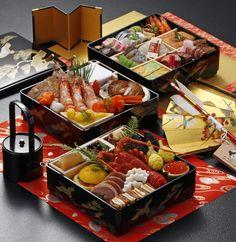 おせち料理(Festive food for the New Year)