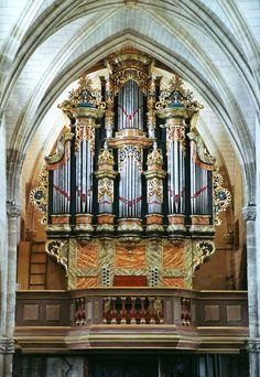 L'église de Suippes - Remt Mahler Facteur d' Orgues