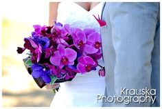 OMG! this is my perfect bouquet! I love orchids