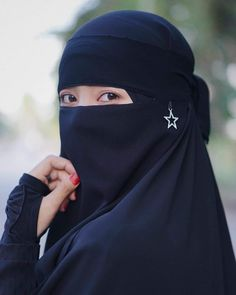 Iranian Beauty, Muslim Beauty, Arab Girls Hijab, Muslim Girls, Hijab Niqab, Muslim Hijab, Niqab Fashion, Muslim Fashion, Girl Fashion