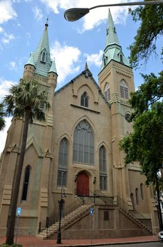 First United Methodist Church Built In 1891 Birmingham Alabama At Home In The Ham
