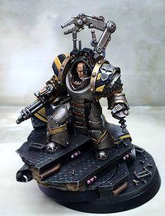 Warhammer Art, Warhammer Models, Warhammer 40k Miniatures, Warhammer 40000, Chaos Legion, Miniaturas Warhammer 40k, The Horus Heresy, Futuristic Art, Fantasy Miniatures