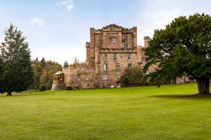 Discover our sensational Dalhousie Castle in Scotland and live like a king! Book your stay and step inside this luxurious hotel with a fascinating past. England And Scotland, Edinburgh Scotland, Scotland Travel, Stay In A Castle, Hotel Website, Beautiful Castles, Stay The Night, Hotel Spa, Luxury Travel