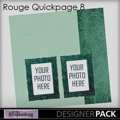 Rougeqp8  #ArtForScrapbooking.com #MyMemories.com #digital #scrapbooking #AFS_sharon