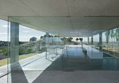 Rufo House, Spain by Alberto Campo Baeza   Buildings   Architectural Review