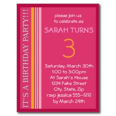 =>Sale on          Birthday Invitation with Stripes Postcard           Birthday Invitation with Stripes Postcard today price drop and special promotion. Get The best buyReview          Birthday Invitation with Stripes Postcard today easy to Shops & Purchase Online - transferred directly sec...Cleck Hot Deals >>> http://www.zazzle.com/birthday_invitation_with_stripes_postcard-239634468270529598?rf=238627982471231924&zbar=1&tc=terrest