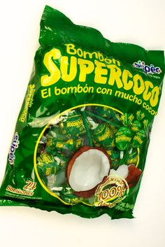 Dear Coconut lovers, thank us later. Supercoco BomBon's... It's like having a pure mini coconut in your mouth.