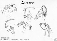 """Spirit: Stallion of the Cimarron"" 