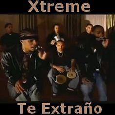 Xtreme lloro y lyrics