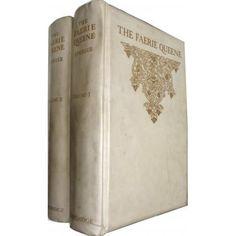 """Edmund Spenser """"The Faerie Queene"""" / エドマンド・スペンサー「妖精の女王」 #BOOK"""