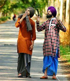 Punjabi Fashion, Turban Style, Dark Photography, Plaid, Turbans, My Style, Swag, How To Wear, Portraits
