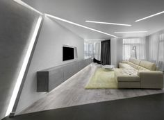 Interior design, Using Grey Effectively For Interior Design