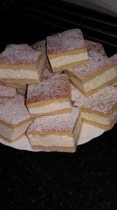 Hungarian Desserts, Hungarian Recipes, Yummy Food, Tasty, Crazy Cakes, World Recipes, Pavlova, Winter Food, No Bake Desserts