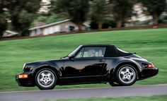 Porsche America Roadster 1992 3368 miles from new exact10.com
