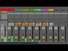Minimal Techno Tutorial Pt 1: Ableton Live - Space & Dimension to Drums