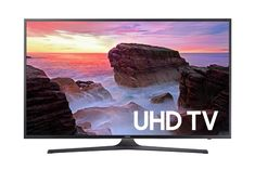 Samsung Electronics UN65MU6300 65-Inch 4K Ultra HD Smart LED TV (2017 Model) $895