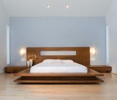 New Bedroom Design Minimalist Quartos Ideas