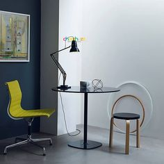 The 1227 Task Light from Anglepoise was designed by George Carwardine in 1935, and can really be considered, the task light.