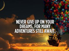 Up | 21 Invaluable Life Lessons We Learned From Disney Movies