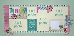 Love Mom Page Kit
