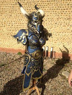 Kitiara uth Matar foam dragon rider armor by Artyfakes.co.uk