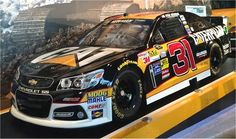 new look for Ryan Newman's #31 CAT Chevy in 2015