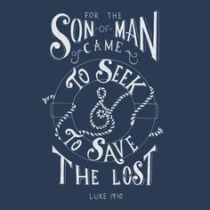 """LUKE 19:10 NLT For the Son of Man came to seek and save those who are lost.""""  Jesus made it very clear what his purpose was during his time on earth.  He had one purpose: Seek and Save those who are lost. That is oneness of purpose. Singularity of vision. Bring dead people to life through Jesus. I know people love to ask """"What is my true calling in life?"""" The answer is right there in the bible! Jesus commanded us already! To seek and save those who are lost The Son Of Man, Daily Devotional, Wall Collage, Savior, Hand Lettering, Bible Verses, Pray, Encouragement, Bring It On"""