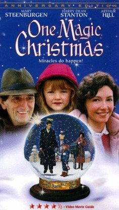 One Magic Christmas (1985) - one of my fave Christmas movies!