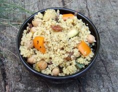 Moroccan couscous salad - CookTogether