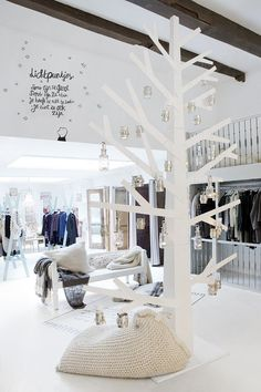 Art And Chic: Shop Interiors - Sukha Amsterdam with a New Christmas vision!