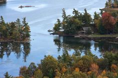 The Thousand Island an extraordinarily beautiful place in Canada