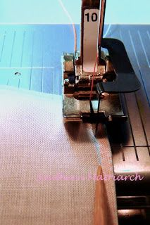 Southern Matriarch: French Seams-A Tutorial